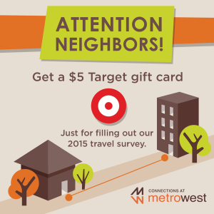 Metro West Survey